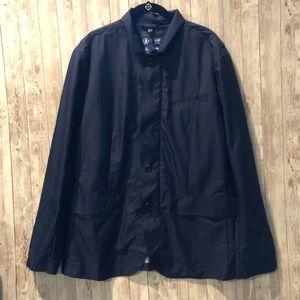Polo Golf Ralph Lauren Navy raincoat
